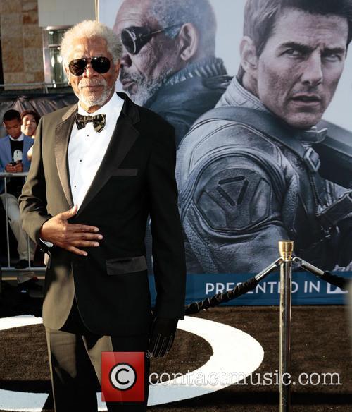 Morgan Freeman, The Dolby Theatre