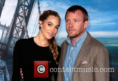 Jacqui Ainsley and Guy Ritchie 4