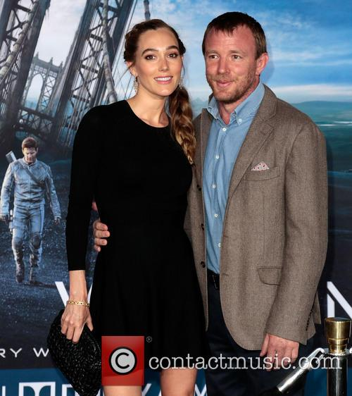 Jacqui Ainsley and Guy Ritchie 6