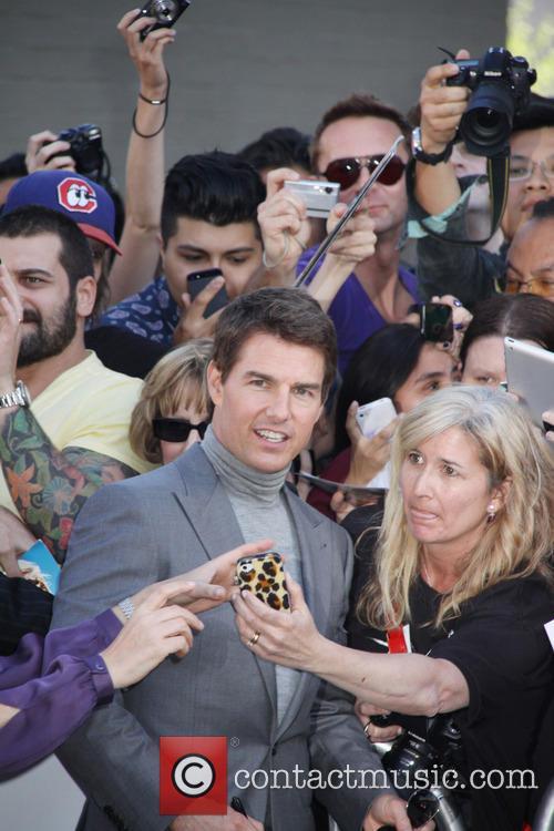 Los Angeles premiere of Oblivion