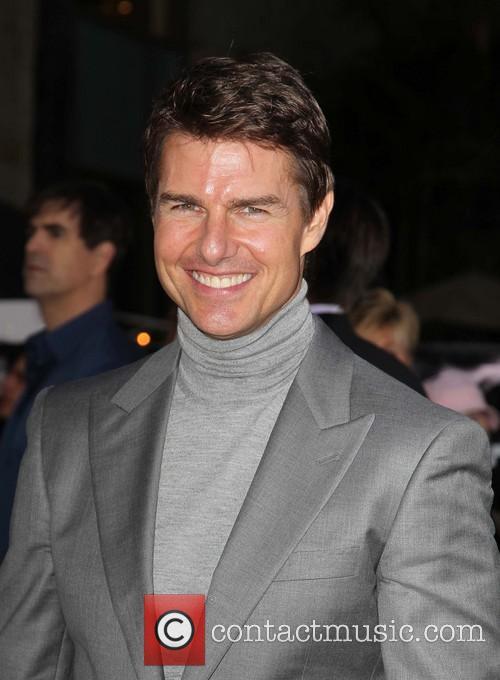 Tom Cruise 40