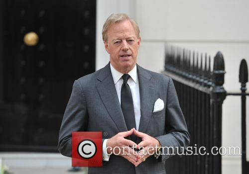Sir Mark Thatcher makes a statement to the...