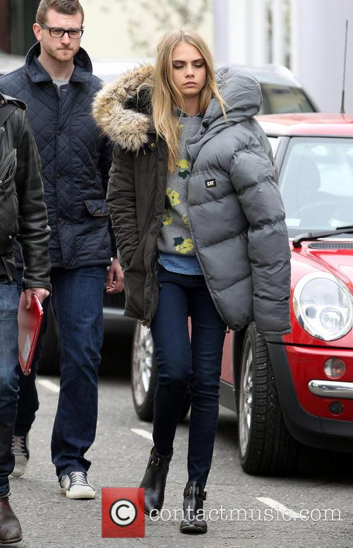 Notting Hill and Cara Delevingne 2