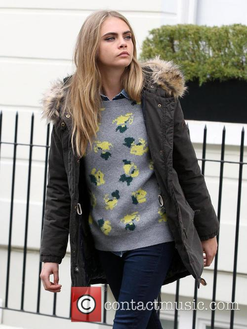 Notting Hill and Cara Delevingne 7