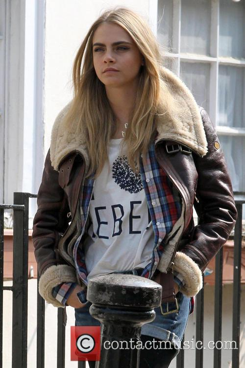 Notting Hill and Cara Delevingne 8