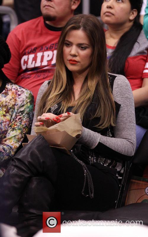 Khloe Kardashian and Khloe Odom 2
