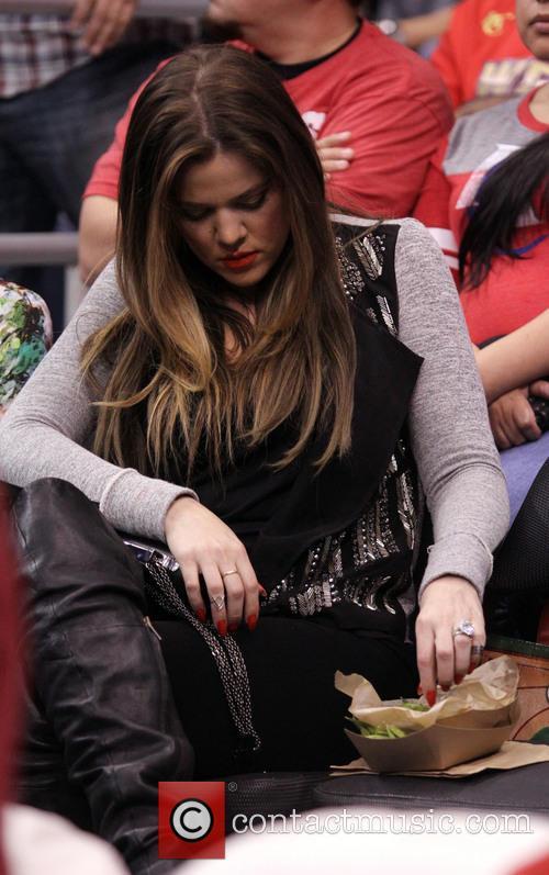 Khloe Kardashian and Khloe Odom 1