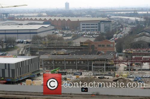 New Coronation Street Set