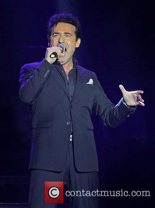 Il Divo and Carlos Marin