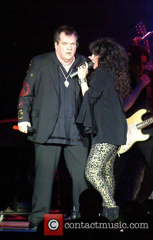 Meatloaf at the O2 Arena