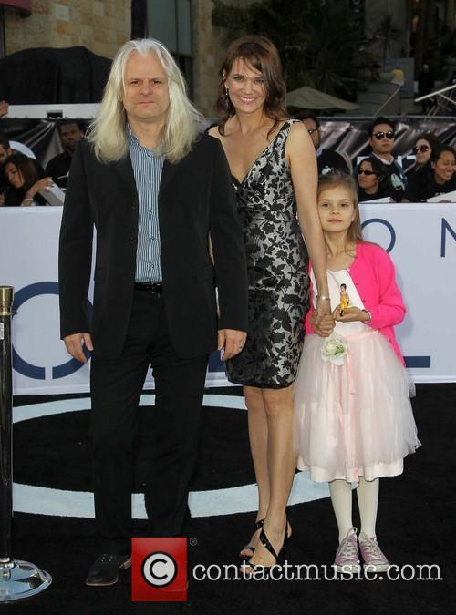 Claudio Miranda and Family 3