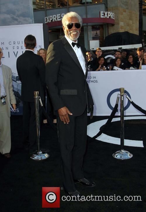Morgan Freeman, TCL Chinese Theatre