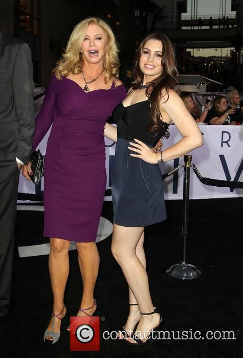 Shannon Tweed and Sophie Simmons 4