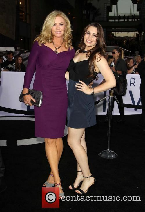Shannon Tweed and Sophie Simmons 6