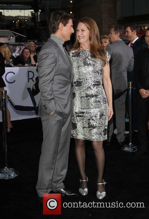 Tom Cruise, Melissa Leo, TCL Chinese Theatre