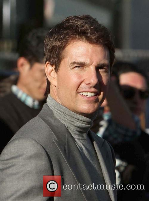 Tom Cruise, TCL Chinese Theatre