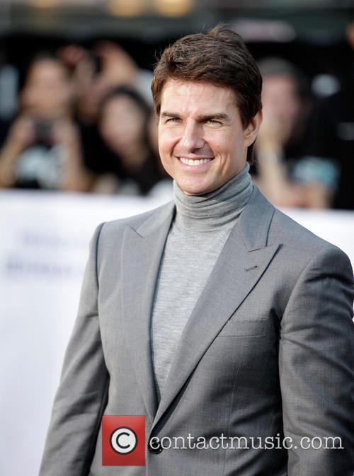 Tom Cruise 45