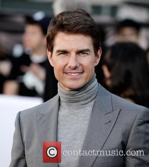 Tom Cruise 46