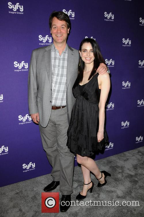 Kevin Murphy and Mia Kirshner