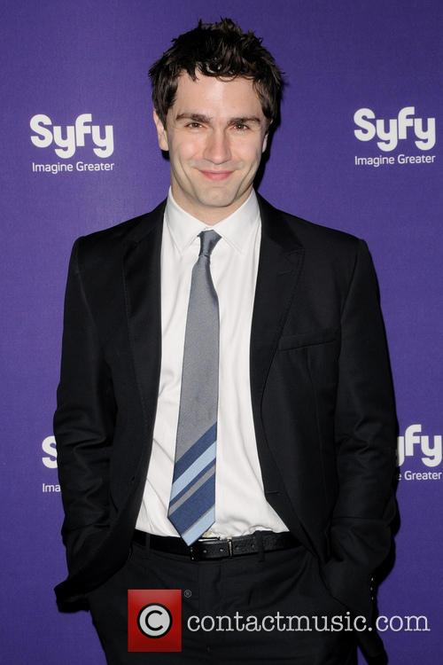 Sam Witwer, 2013 Syfy Upfront Presentation  - Arrivals, New York City, Usa and April 10 2013 3