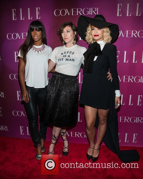 Kelly Rowland, Martha Wainwright and Rita Ora 9