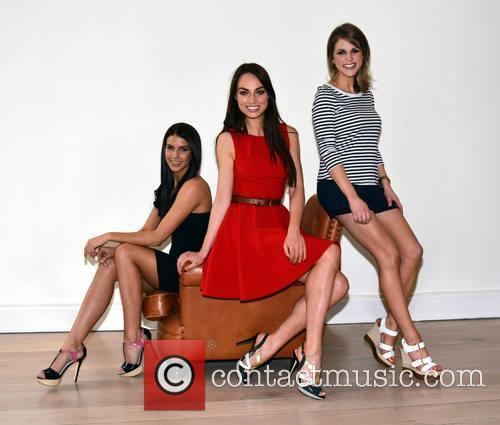 Adrienne Murphy, Daniella Moyles and Amy Huberman 5