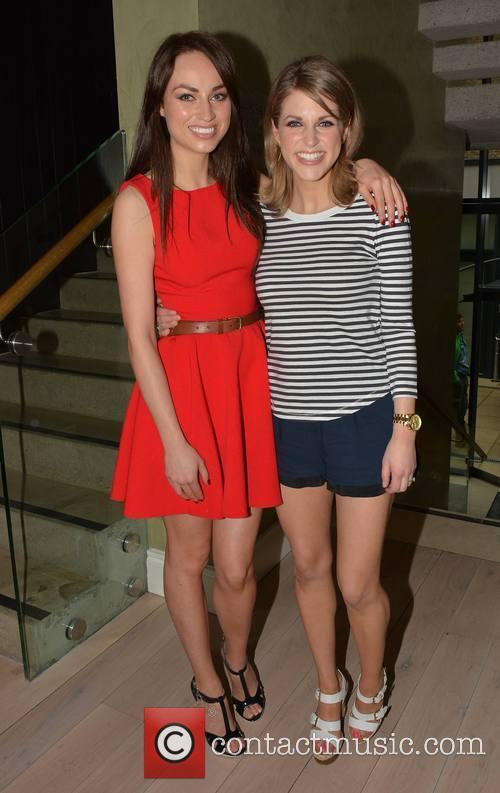 Daniella Moyles and Amy Huberman 3