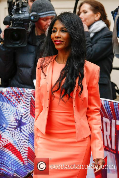 Sinitta, Britain's Got Talent