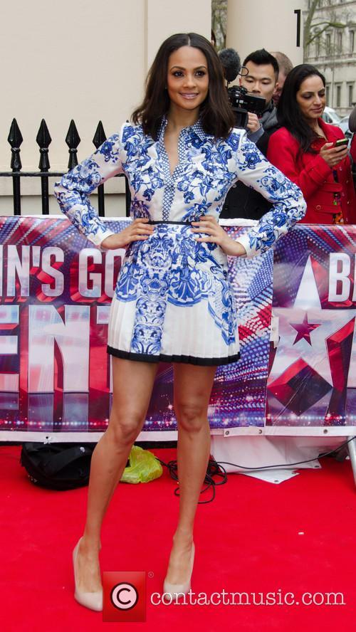 alesha dixon britains got talent press launch 3600961