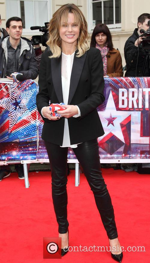amanda holden britains got talent press launch 3601921