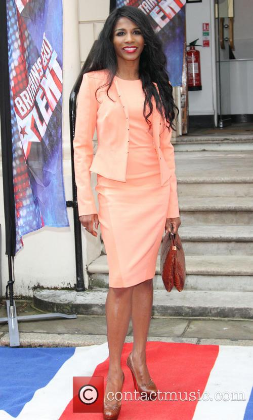 Sinitta, Britain's Got Talent