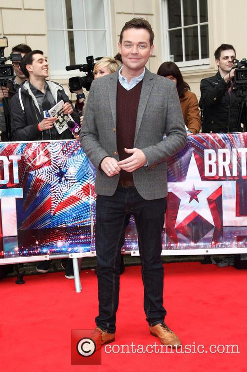 Stephen Mulhern, Britain's Got Talent