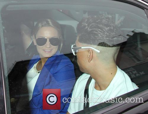 Sam Faiers and Joey Essex 9