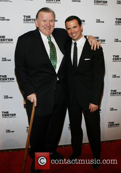 Meck and David Mixner 2