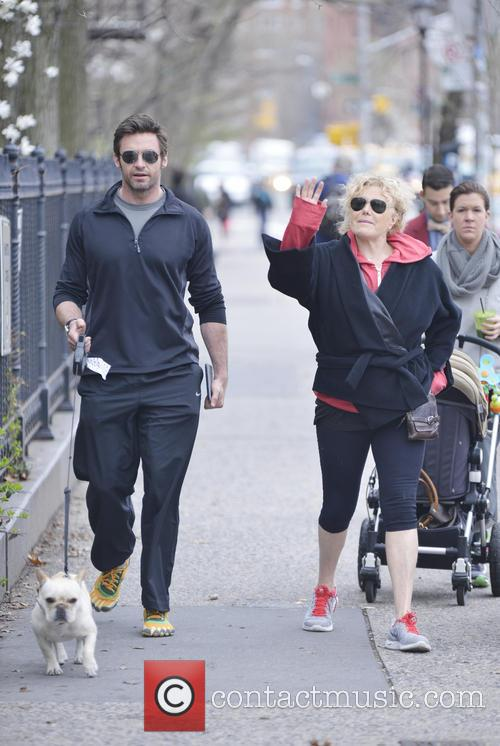 Hugh Jackman and Deborra-lee Furness 5