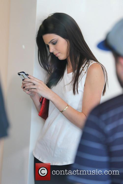 Kendall and Kris Jenner seen out shopping