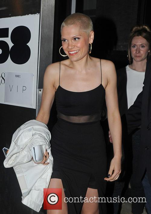 jessie j jessie j leaves apartment 58 3599448