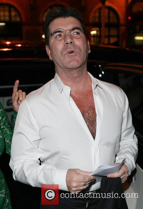 Simon Cowell, London, England