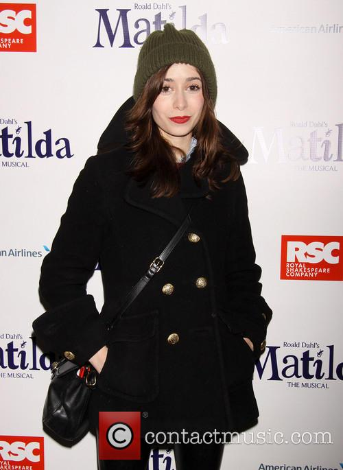 'Matilda The Musical' arrivals