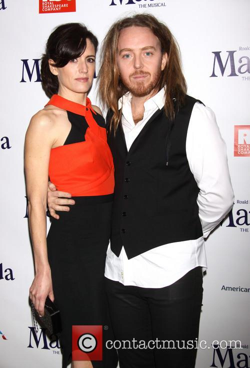 Sarah Minchin and Tim Minchin 2
