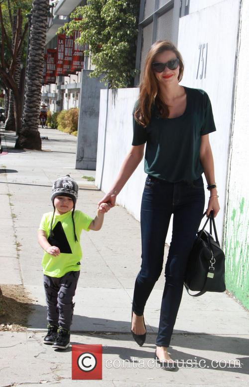 Miranda Kerr and Flynn Christopher Blanchard Copeland Bloom 10
