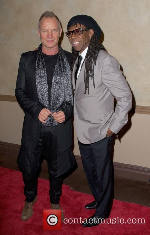 Sting and Trudie Styler Humanitarian Award