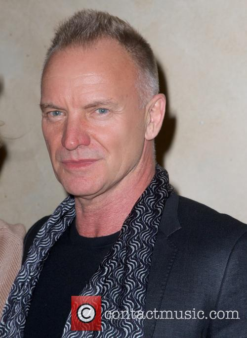 Sting and Trudie Styler 3