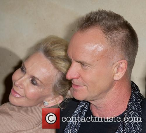 Trudie Styler and Sting Styler 4