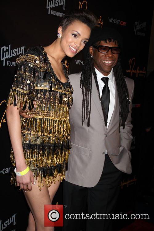 Nile Rodgers and Devyn Abdullah 5