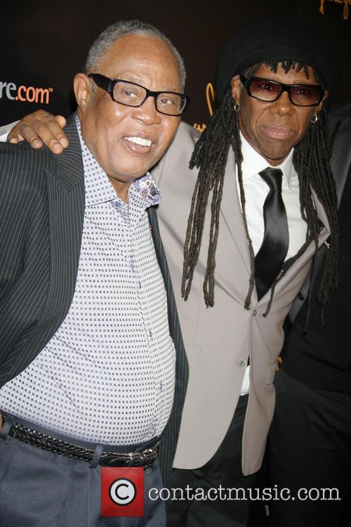 Nile Rodgers and Sam Moore 7