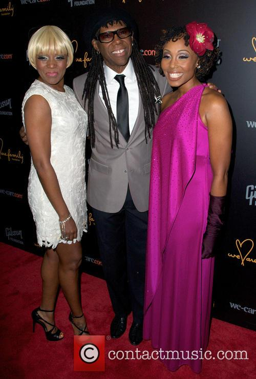 Folami, Nile Rodgers and Kimberly