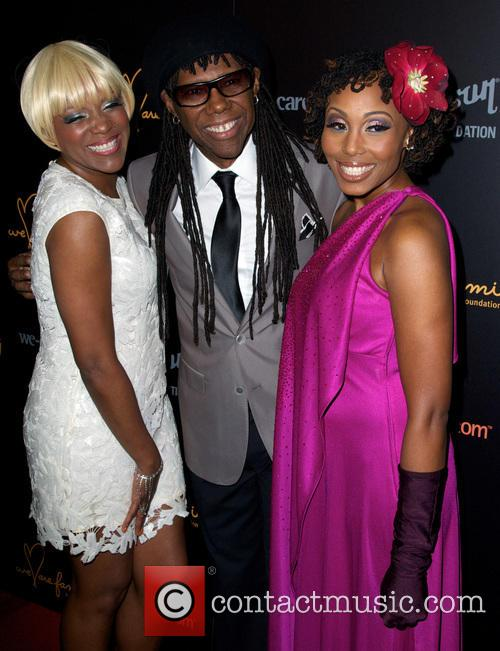 Folami, Nile Rodgers and Kimberly 4
