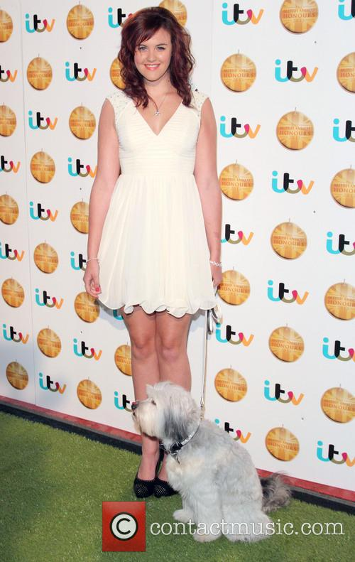 Ashleigh Butler and Pudsey 8