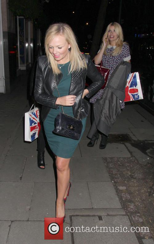 Emma Bunton and Holly Willoughby 4